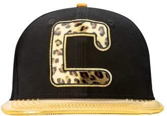 WWE Authentic Wear Carmella Snapback Hat Gold