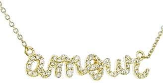 Sydney Evan Diamond Amour Necklace - Yellow Gold