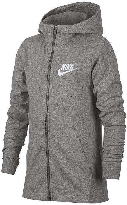 Nike Sportswear Hoodie-Big Kid Boys