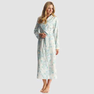 PJ Pan Womens Floral Print Dressing Gown bb417ad99