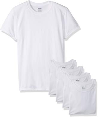 Gildan Men's 5-Pack Crew Neck T-Shirt