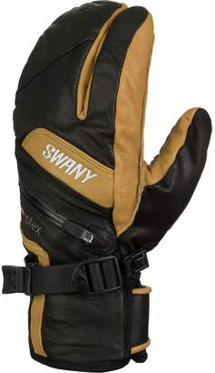Swany Co. X-Clusive 3 Finger Mitten - Men's