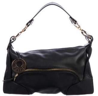 Fendi Smooth Leather Handle Bag