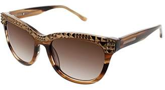 BCBGMAXAZRIA Women's Indulge Square Sunglasses