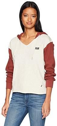 Obey Women's Baxter Pullover Hooded Sweatshirt