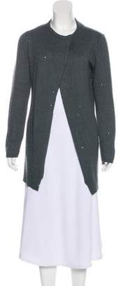 Brunello Cucinelli Cashmere Sequined Cardigan