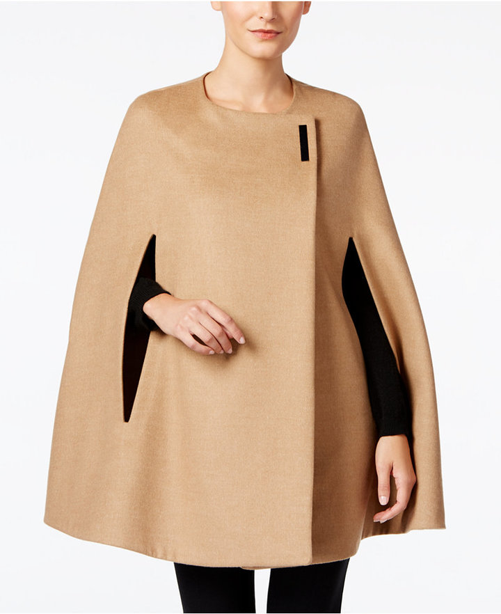 Alfani Hardware Cape Coat Only At Macy S Shopstyle Co