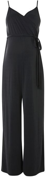 TopshopTopshop Maternity ribbed cupro jumpsuit