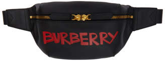 Burberry Black MD Sonny Belt Pouch