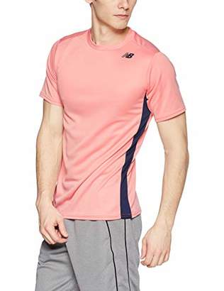 12e8f894535f3 New Balance (ニュー バランス) - [ニューバランス] ショートスリーブゲームTシャツ Tennis