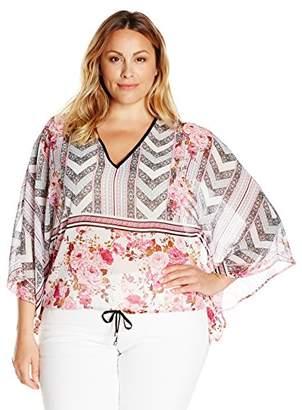 Single Dress Women's Plus Size Cody Blouse $36.60 thestylecure.com