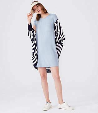 Lou & Grey Signaturesoft Pocket Tee Dress