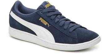 Puma Vikky Lo Suede Sneaker - Women's