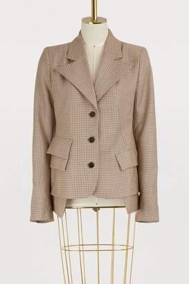 Aalto Check blazer