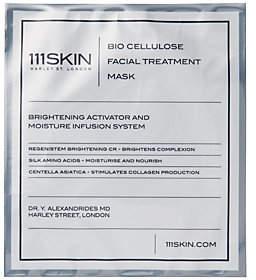 111 SKIN Bio Cellulose Facial Treatment Mask Bo