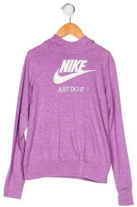 Nike Girls' Printed Top