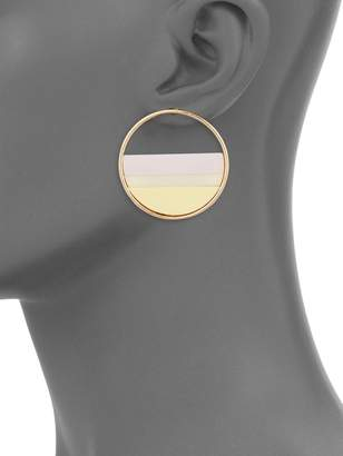 Natasha Layered Drop Earrings