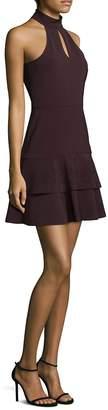Parker Women's Luana Keyhole Fit-&-Flare Dress