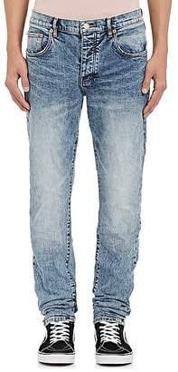 Purple Men's P001 Slim Jeans