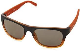 BOSS ORANGE Unisex-Adults 0249/S Ct Sunglasses, Gris/Naranja