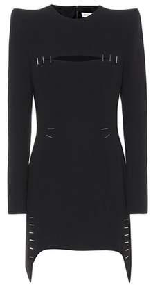 Thierry Mugler Long-sleeved dress