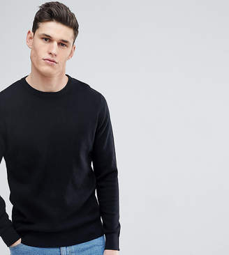 Selected Crew Neck Knit Sweater