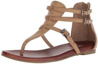 MIA Women's Dashielle Flat Sandal