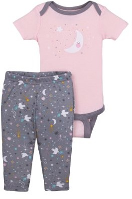 Little Star Organic Newborn Baby Girl Bo