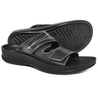 3766af880afd7 AEROTHOTIC Original Orthotic Comfort Dual Strap Sandals and Flip Flops with Arch  Support for Comfortable Walk