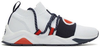 Champion Reverse Weave White Rally Hype Sneakers