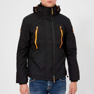 Superdry Men's Hooded Polar Wind Attacker Jacket