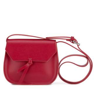 Alexandra de Curtis Jolie Mini Saddle Red
