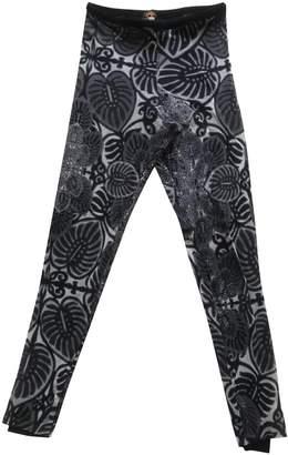 Jean Paul Gaultier Multicolour Trousers for Women Vintage
