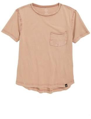 Treasure & Bond Washed Pocket T-Shirt (Big Boys)