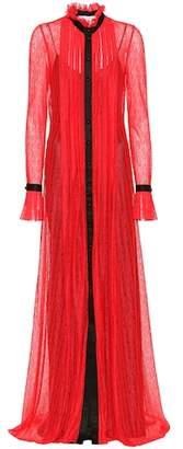 Philosophy di Lorenzo Serafini Lace gown