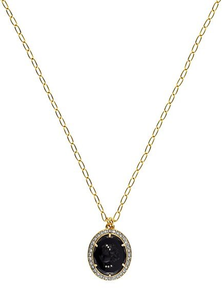 Juicy Couture Long Cameo Pendant