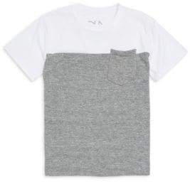 Chaser Little Boy's& Boy's Blocked Tee