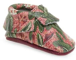 Freshly Picked Warm Jungle Leather Moccasin
