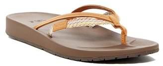 Teva Azure Dual Strap Flip Flop (Women)