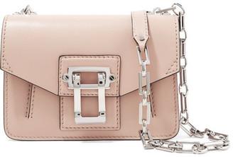 Proenza Schouler - Hava Leather Shoulder Bag - Beige $1,250 thestylecure.com