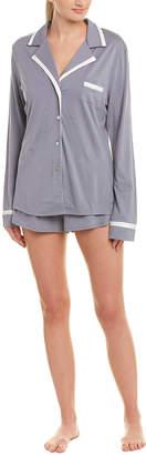 Cosabella 2Pc Amore Pajama Boxer Set