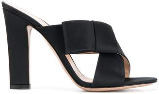 Gianvito Rossi Obi sandals