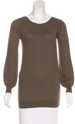 Barneys New York Barney's New York Cashmere Long Sleeve Sweater