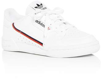 adidas Boys' Continental 80 Leather Lace Up Sneakers - Little Kid, Big Kid