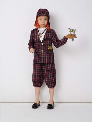 George The World of David Walliams Awful Auntie Alberta Costume