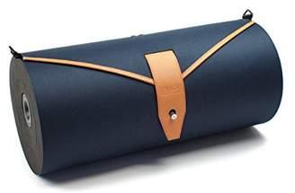 ROLLOR prestige ローラー・プレステージ ガーメントケース (紺&茶色)