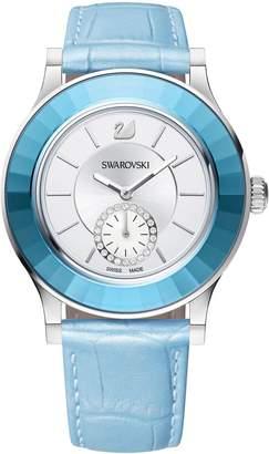 Swarovski Octea Classica Light Blue Watch