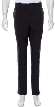 Prada Virgin Wool Dress Pants