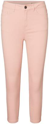 Noisy May Lucy Skinny Cropped Jeans