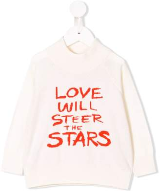 Mini Rodini Love jumper